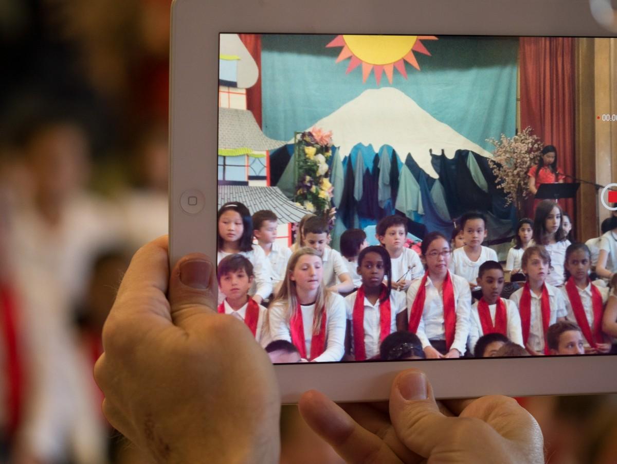 iPad Videography