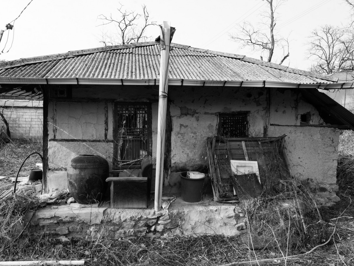 Abandoned House in Korean Countryside